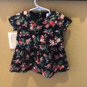 NWOT Caters Baby Girl Dress Sz 9 months